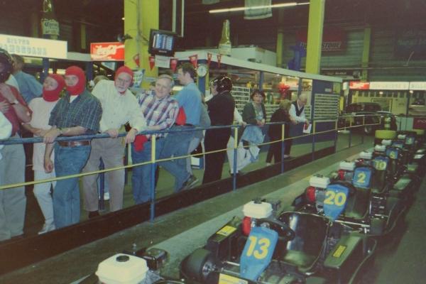 1999-Cartrennen Ffm