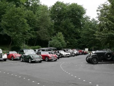 11.06.2005 ASC, 55 Jahre Landesgruppe Hessen, Jubiläumsausfahrt.Parkhotel Schlangenbad.Foto:Joachim Storch/Bad Homburg - FON 0172-6600557 - www.foto-storch.de