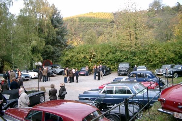 Herbst 2008 - Bergstrasse